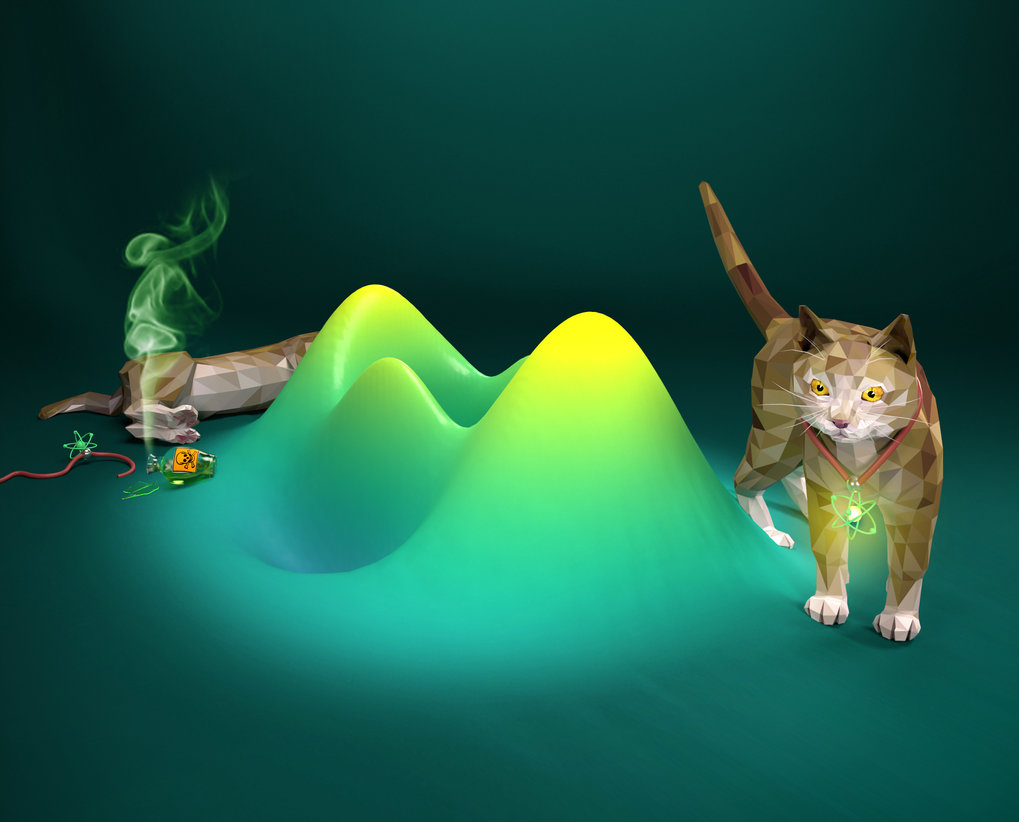 Flying optical cats for quantum communication
