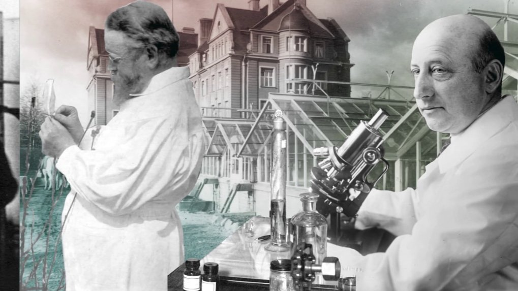 The Berlin district of Dahlem plays a special role in the history of the Max Planck Society. Many institutes, such as the MPI for Physics or Biochemistry, have their roots there. With a new app, everyone can now explore this history on their own.