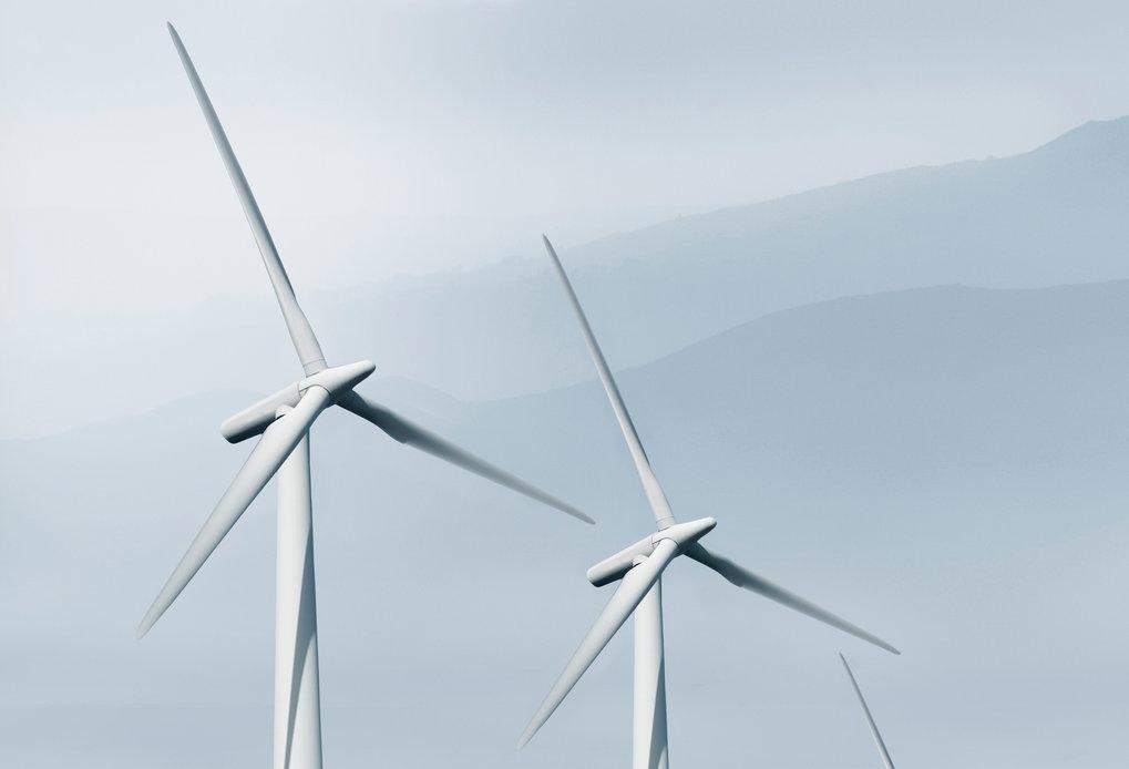 Immer mehr und immer größere Windturbinen werden installiert. So stieg der Anteil der Windenergie an der Stromerzeugung in Deutschland bis 2014 auf 9,