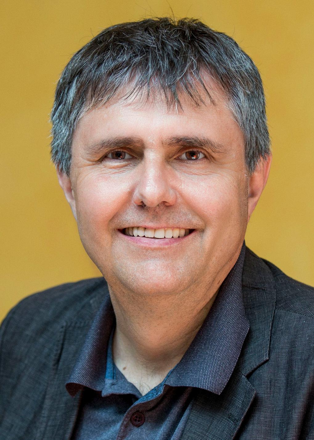 Prof. Dr. Peter Fratzl