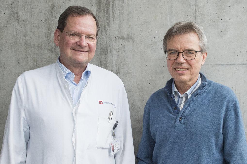 Thomas Münzel, Professor an der Universitätsmedizin Mainz, und Jos Lelieveld, Direktor am Max-Planck-Institut für Chemie, haben ermittelt, dass Luftve