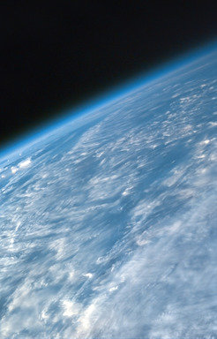 The Earths atmosphere is incredibly thin – and very much under threat. Scientific researchers are working on developing technologies to combat man-made climate change.