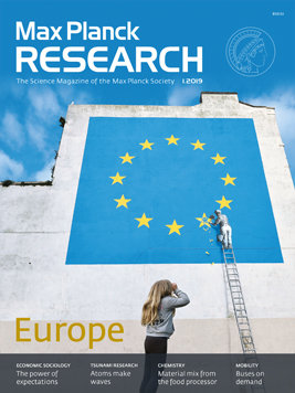MaxPlanckResearch 1/2019 - Europe