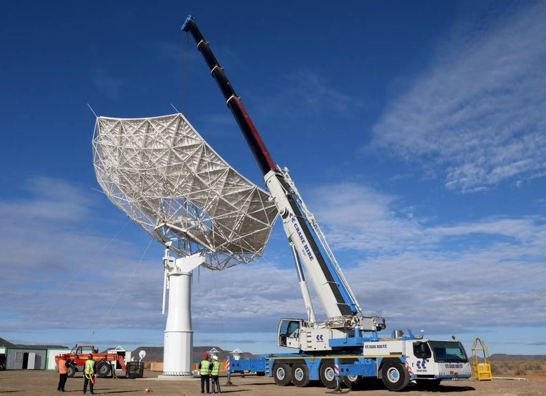 Joining the Square Kilometre Array