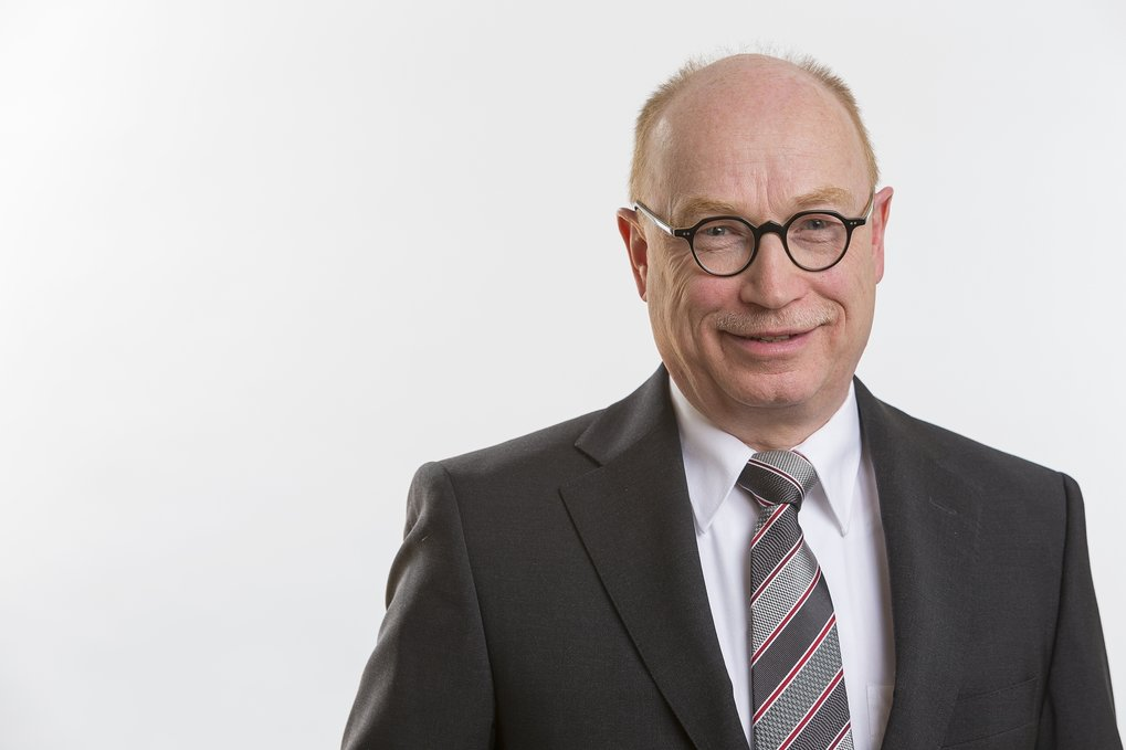 Second term for Max Planck President Stratmann