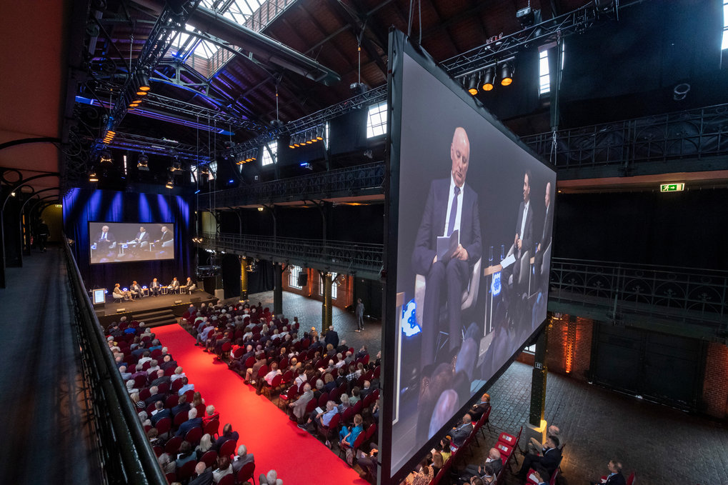 The Max Planck Society convenes in Hamburg for it 70th annual meeting