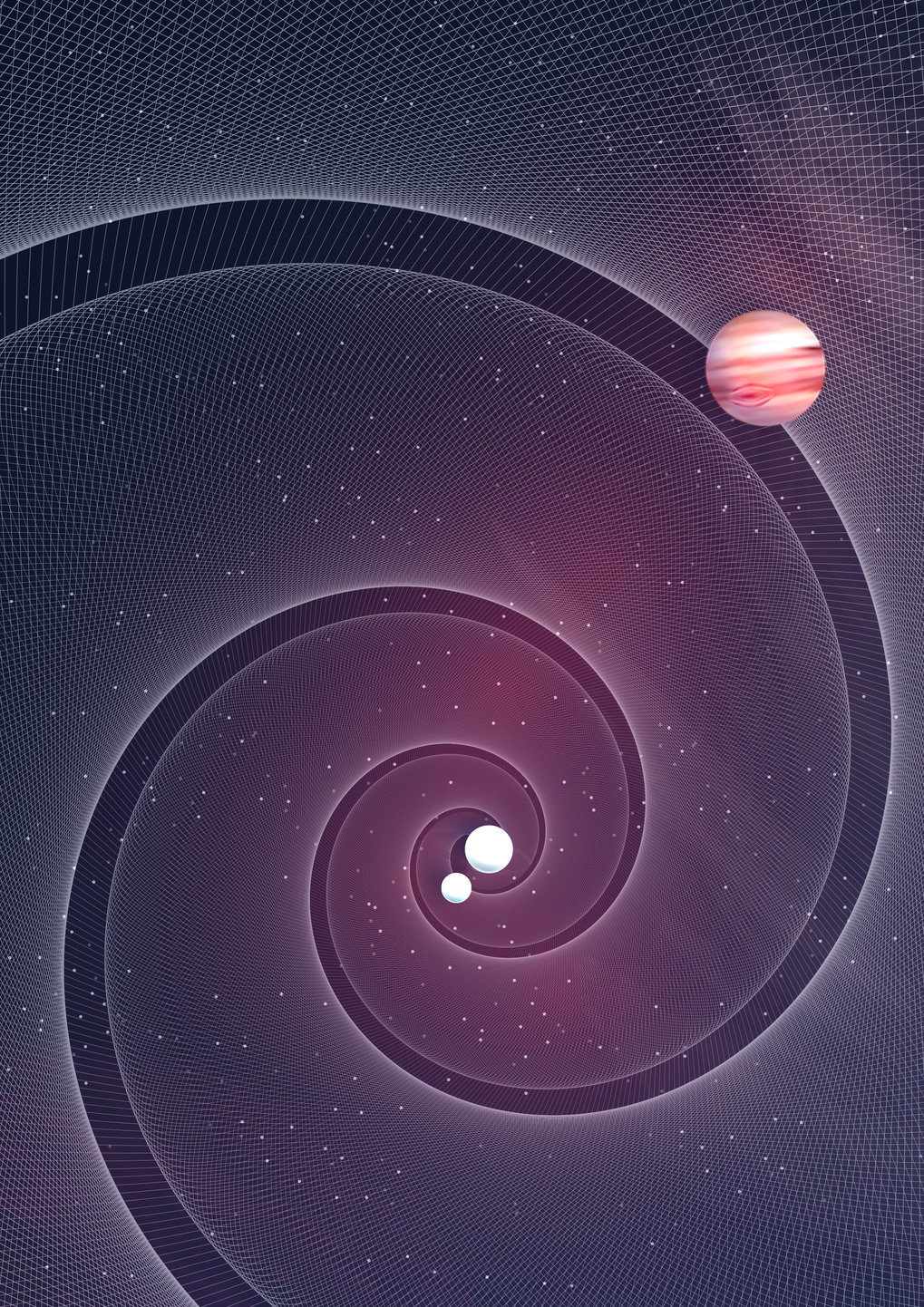 <p>Discovering exoplanets with gravitational waves</p>