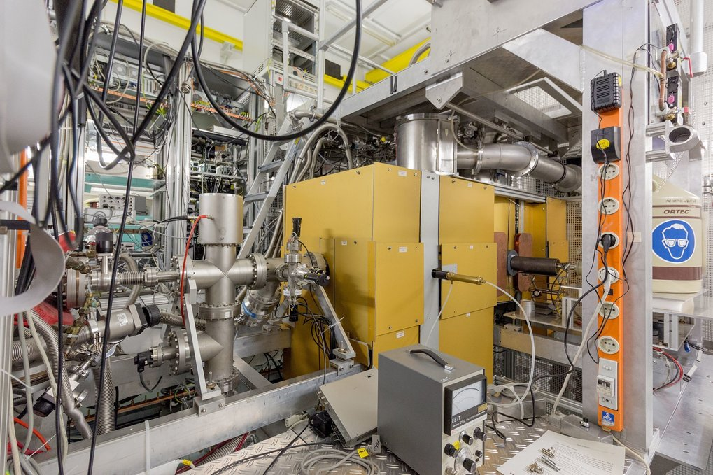 Highly charged ion paves the way towards new physics