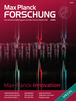 MaxPlanckForschung SP/2020: Max-Planck-Innovation