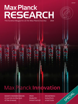 MaxPlanckResearch SP/2020: Max Planck Innovation