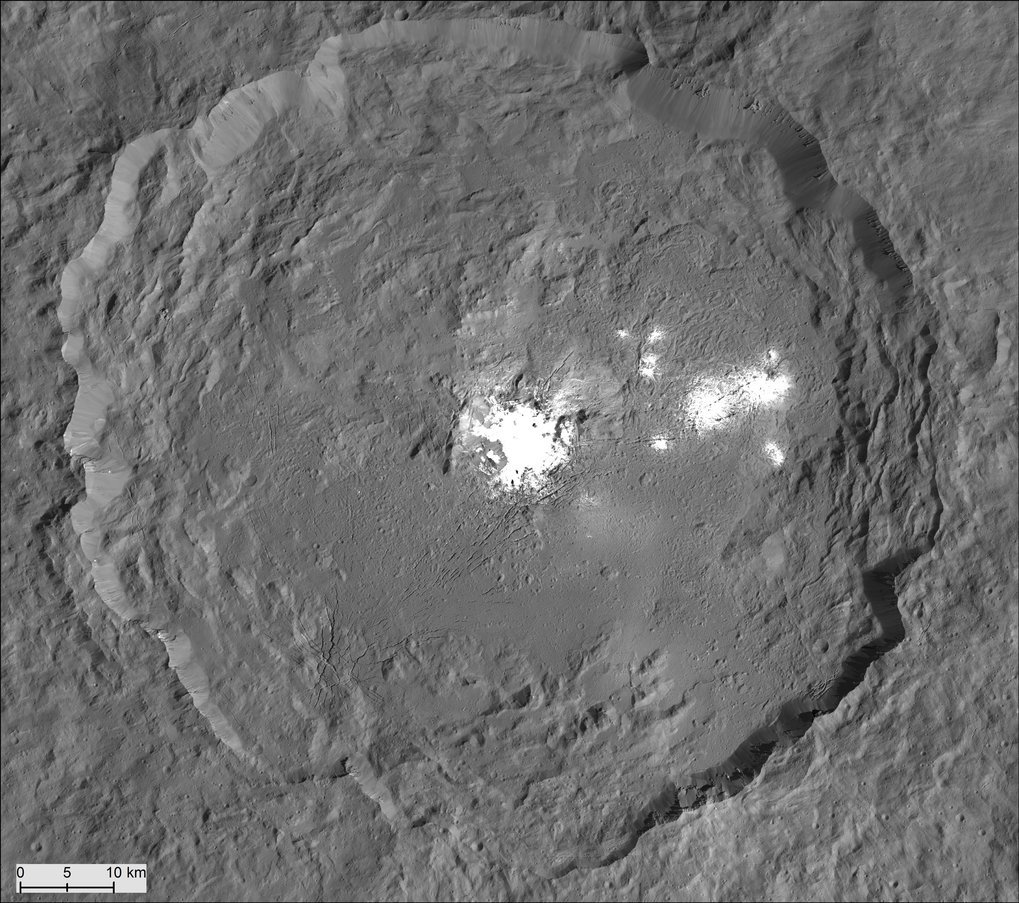 Cryovolcanism on Ceres