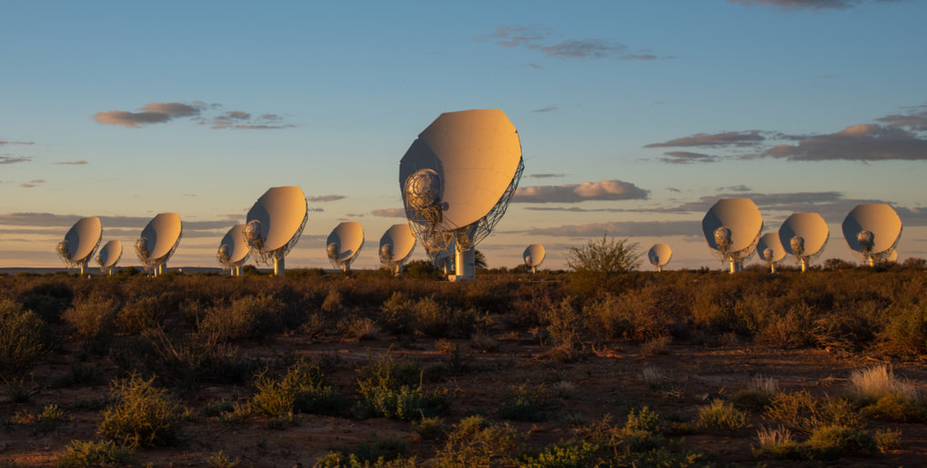 Top radio telescope in South Africa