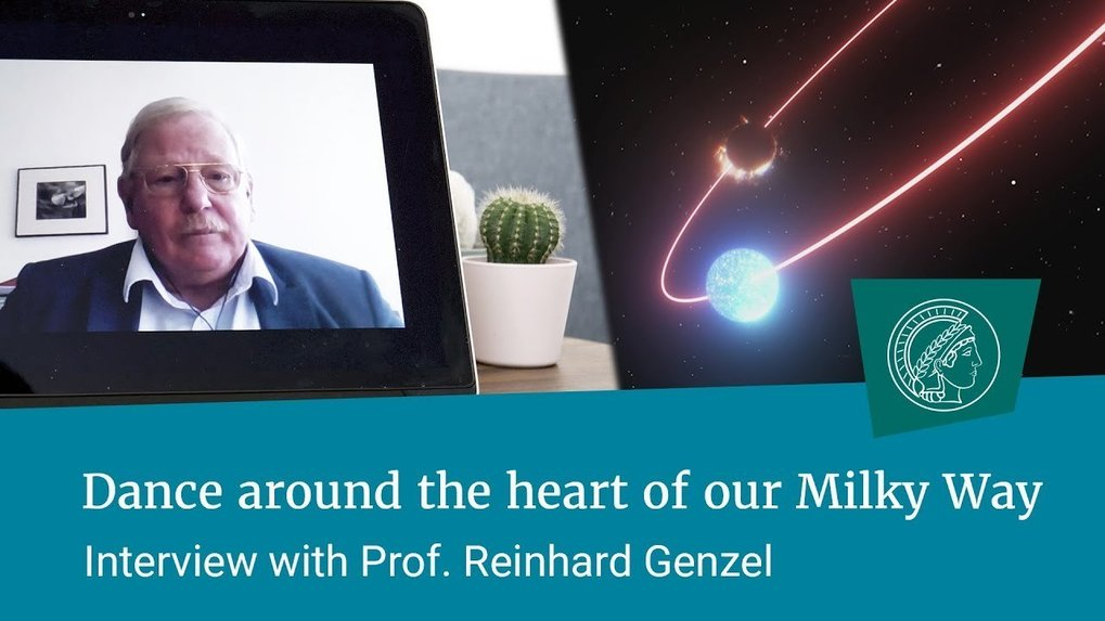The supermassive giant at the heart of the Milky Way | Interview with Prof. Reinhard Genzel