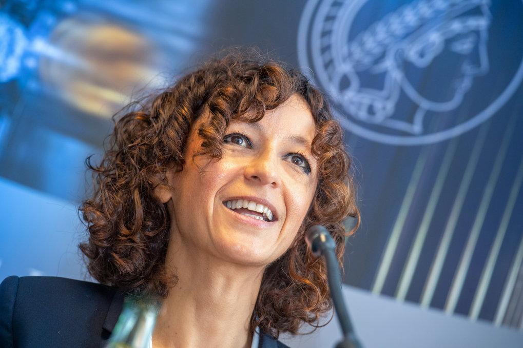 Meisterin der Genschere: Emmanuelle Charpentier