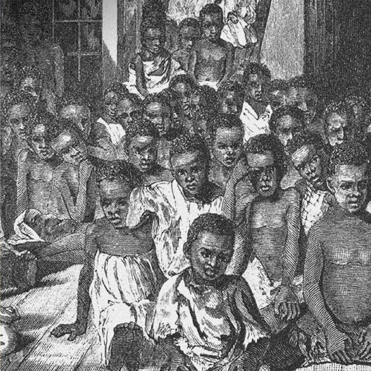 The bitter legacy of slavery