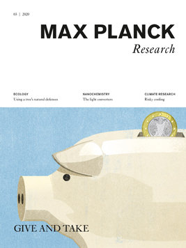 MaxPlanckResearch 3/2020 - Give and Take
