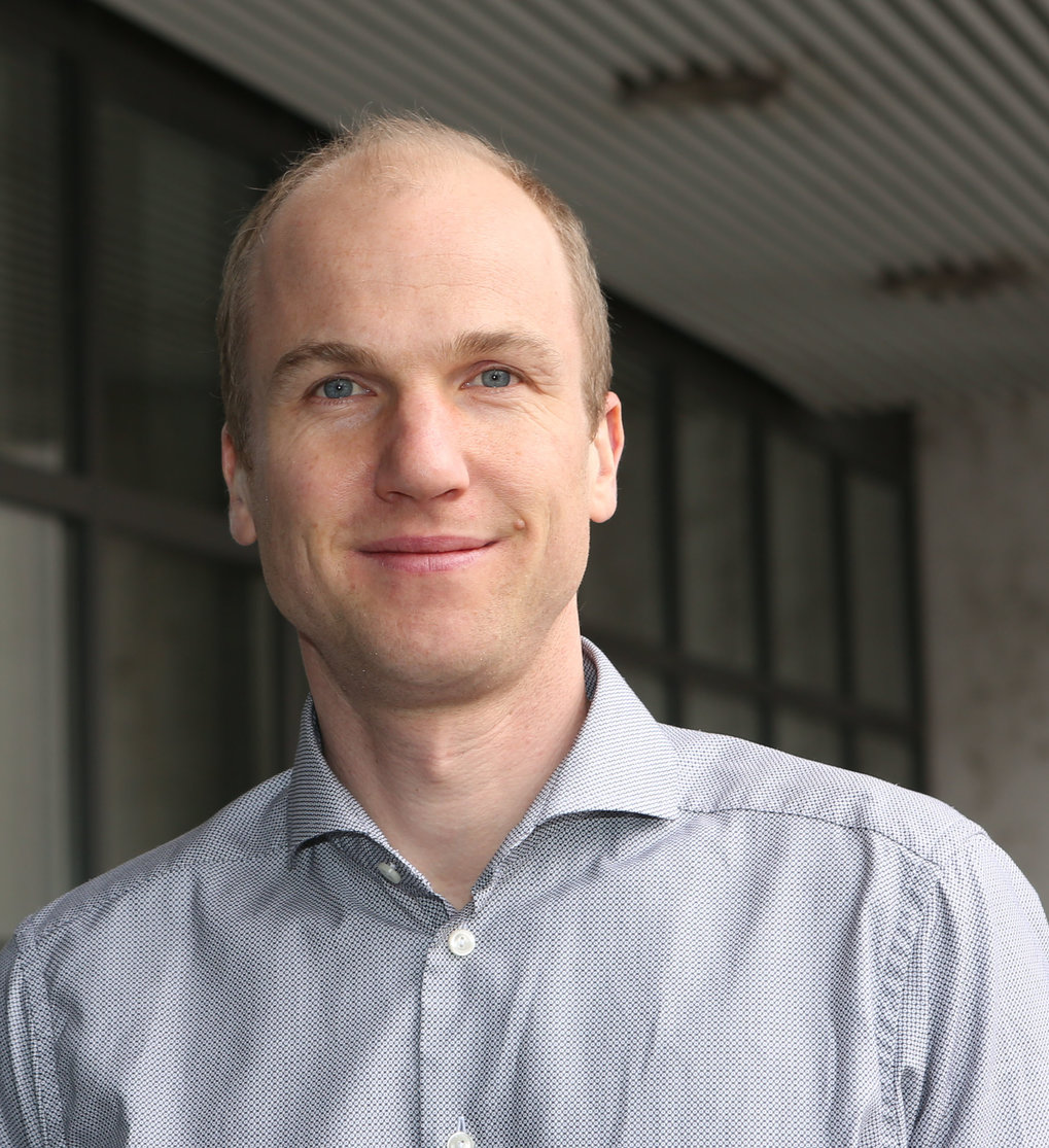 Prof. Richard Neher, Universität Basel.