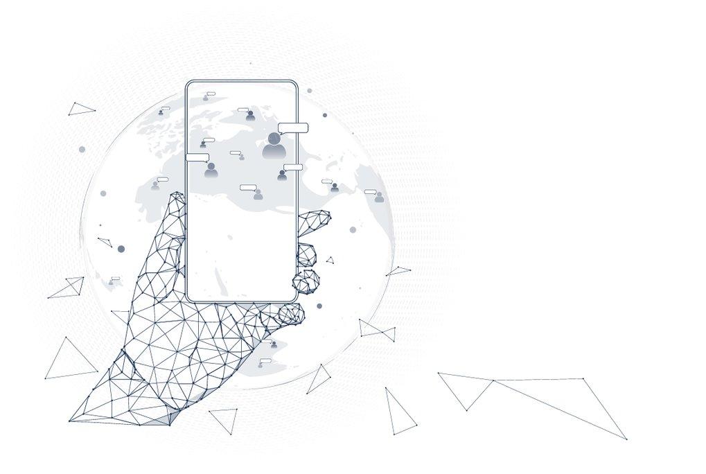 Vorsicht Falle: Das Smartphone verbindet uns mit der ganzen Welt, verführt uns jedoch zu mehr Bildschirmzeit und der Kommunikation in Filterblasen. Mi