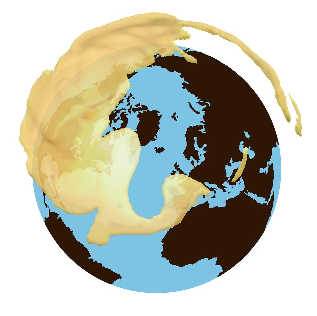 Historischer Kühleffekt: Ulrike Niemeier hat berechnet, wie sich die Schwefeldioxidwolke, die nach dem Ausbruch des Yellowstone-Vulkans vor etwa zwei