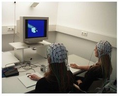 With two players, one person always keeps the other in mind. Even when it was not their turn, the participants' brains co-simulated each other's actions.