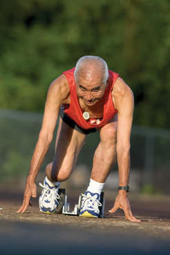 Many people remain healthy and active into their later years; the goal is to determine why some do while others do not.