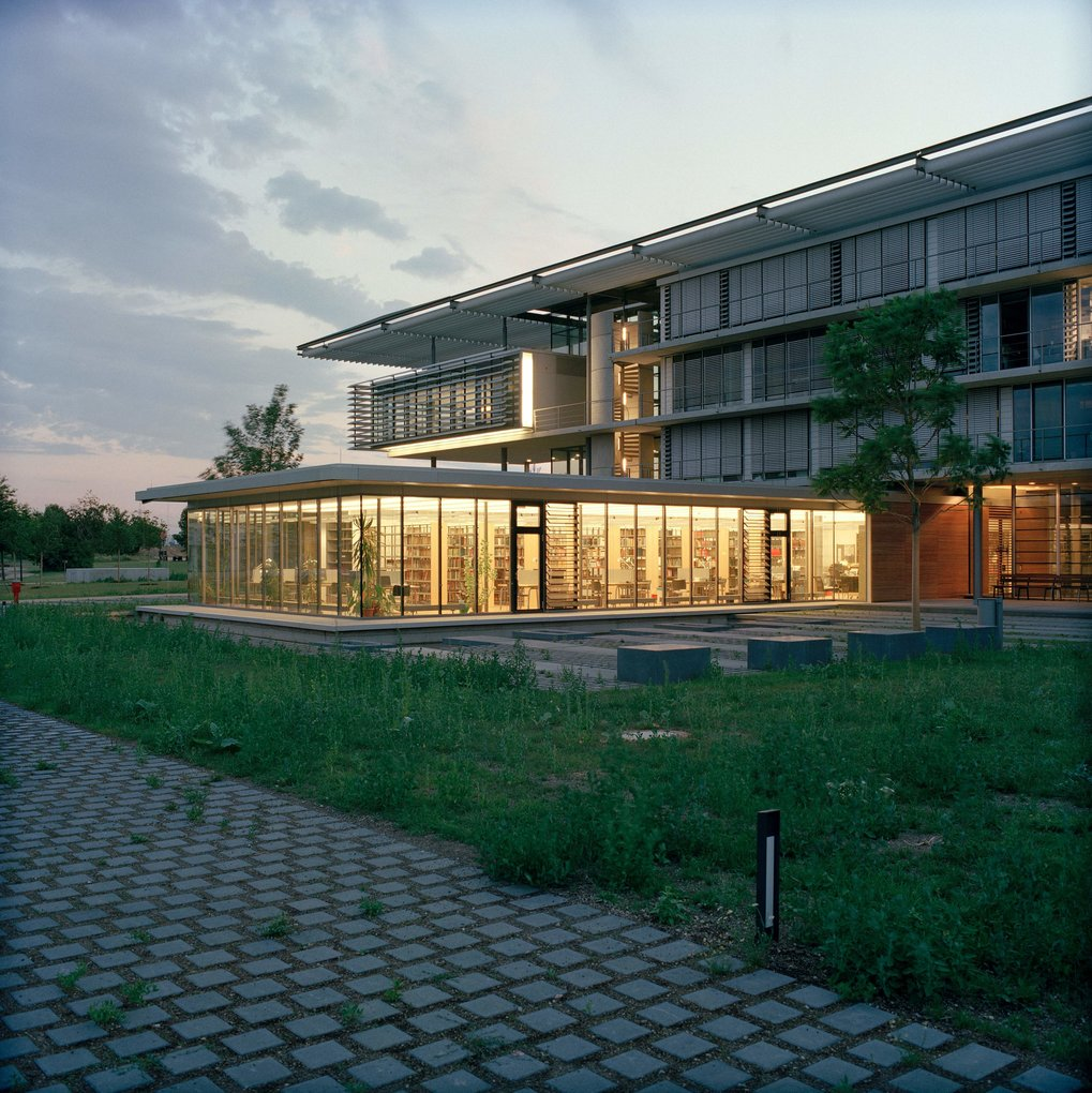 Max Planck Institute of Biophysics