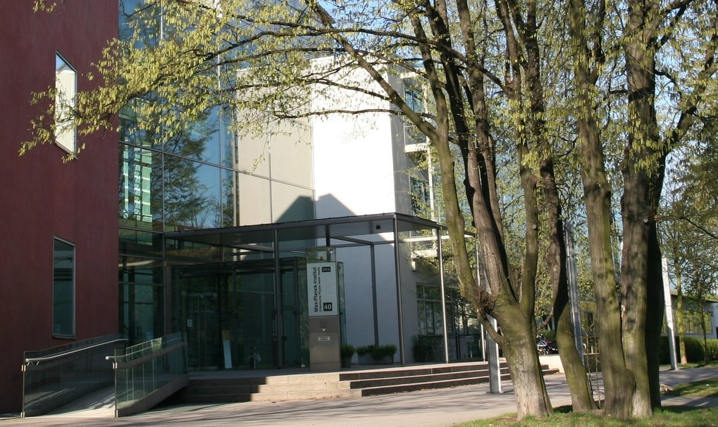 Max Planck Institute for Chemical Physics of Solids