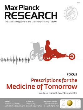MaxPlanckResearch 2/2011 - Focus: Medicine of Tomorrow