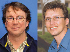 The Max Planck scientists Ian Baldwin and Detlef Weigel are members of the editorial team.