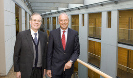 French Ambassador visits Max-Planck-Society
