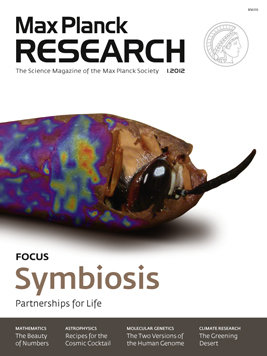 MaxPlanckResearch 1/2012: Symbiosis