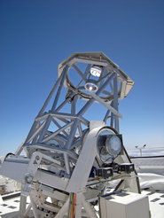 With a mirror diameter of 1.5 metres, an adaptive optics system and various instruments such as spectrographs and cameras, Gregor is one of the three most powerful instruments in the world for observing the sun.