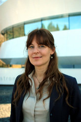 "<p class=""Default"">Award-winning astronomer: Lisa Kaltenegger, recipient of the 2012 Heinz Maier-Leibnitz Prize.</p>"