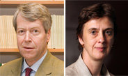 Martin Hellwig and Katharina Pistor receive Max Planck Research Award
