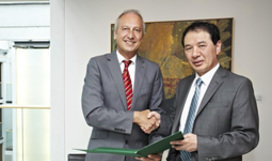 Cooperation Agreement between Pohang University of Science and Technology, Korea, and Max-Planck-Gesellschaft