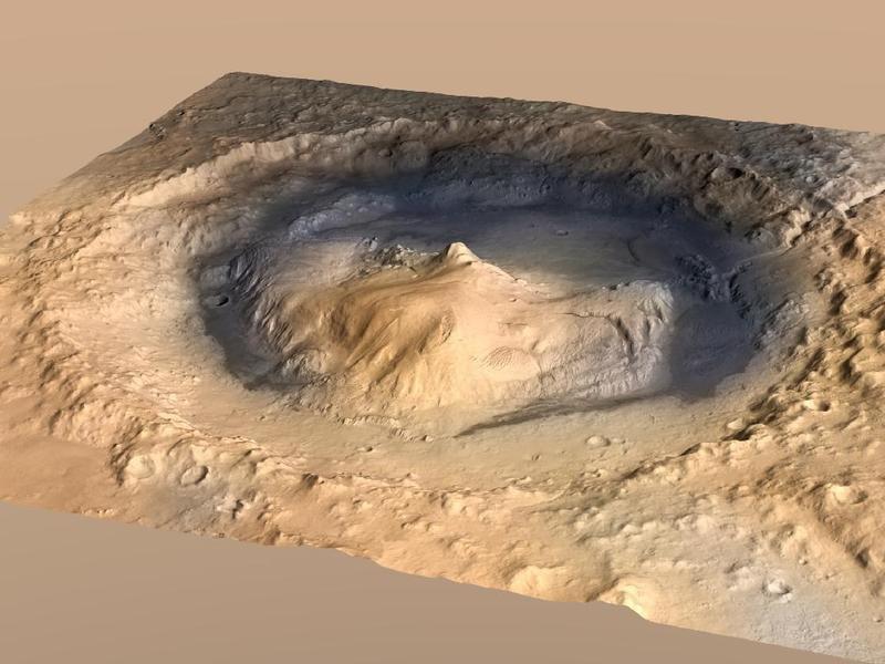 © NASA / JPL-Caltech / ESA / DLR / FU Berlin / MSSS