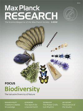 MaxPlanckResearch 3/2012: Biodiversity