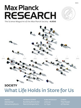 MaxPlanckResearch 4/2012: Society