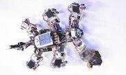 Organisiertes Chaos macht Robotern Beine