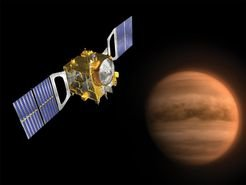ESA's spacecraft Venus Express has been studying our neighbour since 2006.