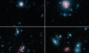 Astronomers observe starburst galaxies in early space with the ALMA telescope – and discover the most distant detection of water published to date.