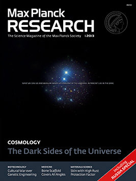 MaxPlanckResearch 1/2013: Cosmology