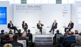 Future Dialogue in Moskau