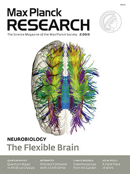MaxPlanckResearch 2/2013: Neurobiology