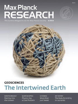 MaxPlanckResearch 3/2013: Geosciences