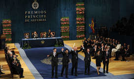 Prince of Asturias Award for the Max Planck Society FPA