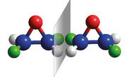 <p>Snapshots differentiate molecules from their mirror image</p>
