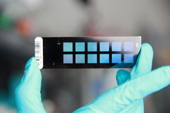 DNA microarrays are used for diagnostics and to study the expression of genes. A further application is that of genome analysis.