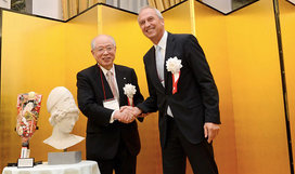 Max Planck and RIKEN mark the anniversary of their collaboration © RIKEN