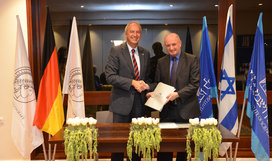 Cooperation with Weizmann Institute © Weizmann Institute of Science